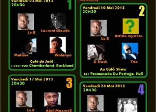 2013-05-03 EEKE Tour