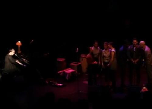 Vidéo j'Attends de Janie Renée en spectacle au Centre National des Arts, Ottawa