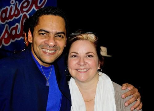 Janie et Tony Chasseur 2015