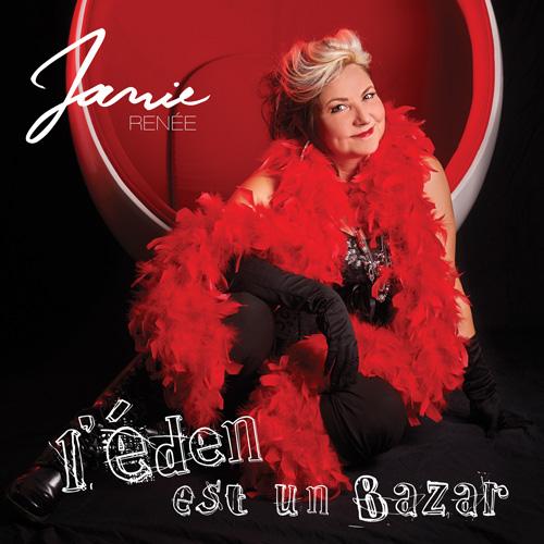 CD L'Éden est un Bazar by Janie Renée