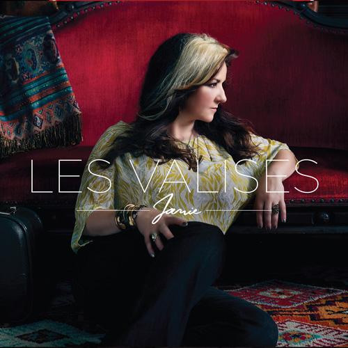 Album Jazz Les Valises de Janie Renée