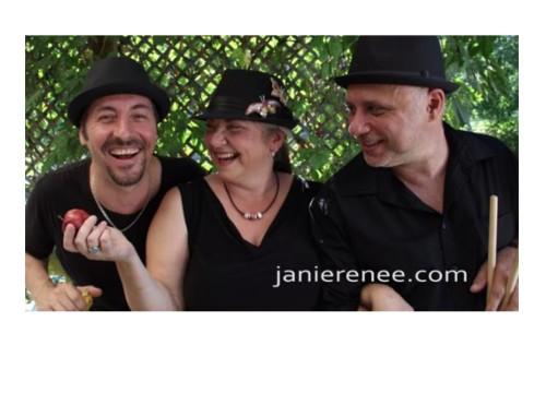 Trio Janie Renée (c) Dave Poulin 2016