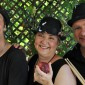 Trio Janie Renée, Didier Lozano, Magella Cormier (c) 2016 Dave Poulin