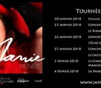 On tour in Belgium to begin 2018